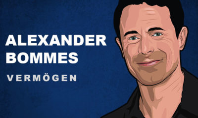 Alexander Bommes Vermögen und Einkommen