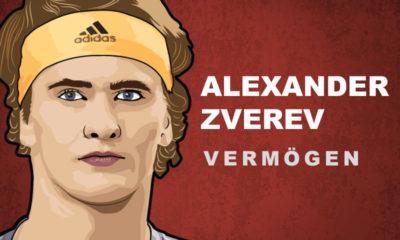 Alexander Zverev Vermögen und Einkommen