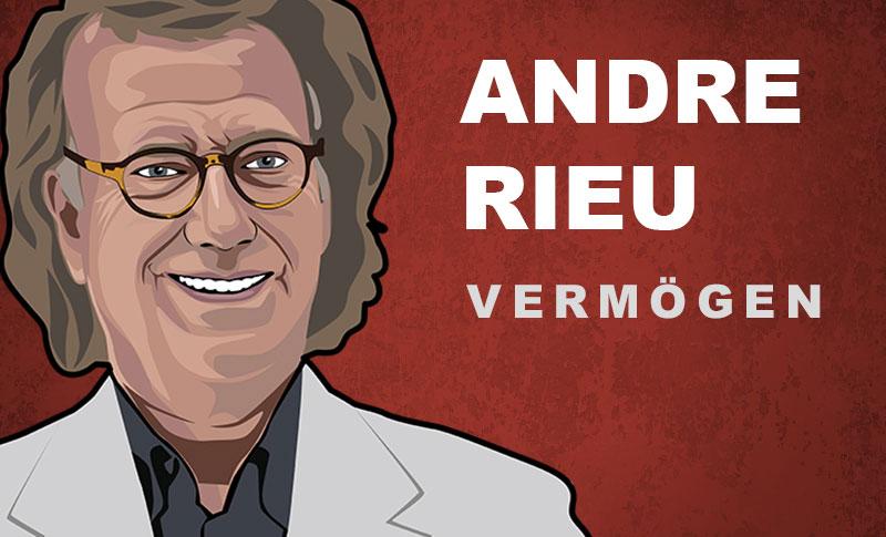 Andre Rieu Vermögen und Einkommen