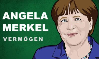Angela Merkel Vermögen und Einkommen