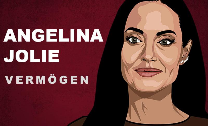 Angelina Jolie Vermögen und Einkommen