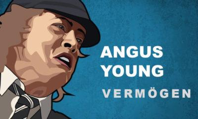 Angus Young Vermögen und Einkommen