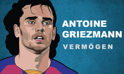 Antoine Griezmann Vermögen und Einkommen