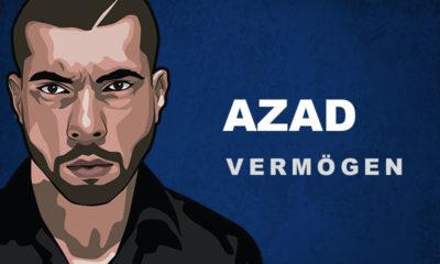 Azad Vermögen und Einkommen