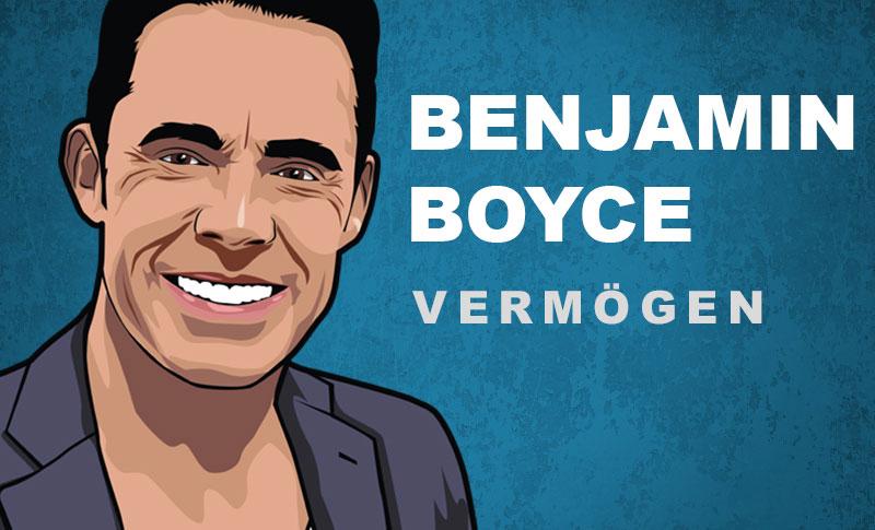 Benjamin Boyce Vermögen und Einkommen