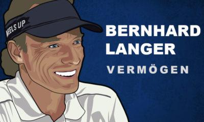 Bernhard Langer Vermögen und Einkommen