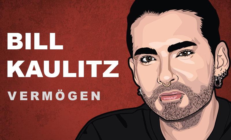 Bill Kaulitz Vermögen und Einkommen