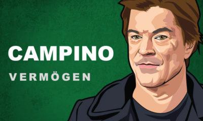 Campino Vermögen und Einkommen