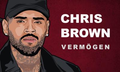 Chris Brown Vermögen und Einkommen