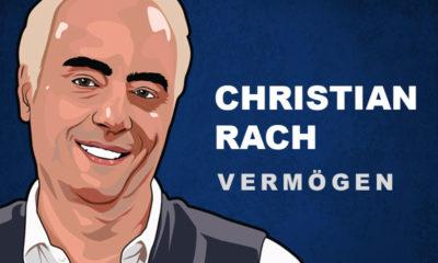 Christian Rach Vermögen und Einkommen