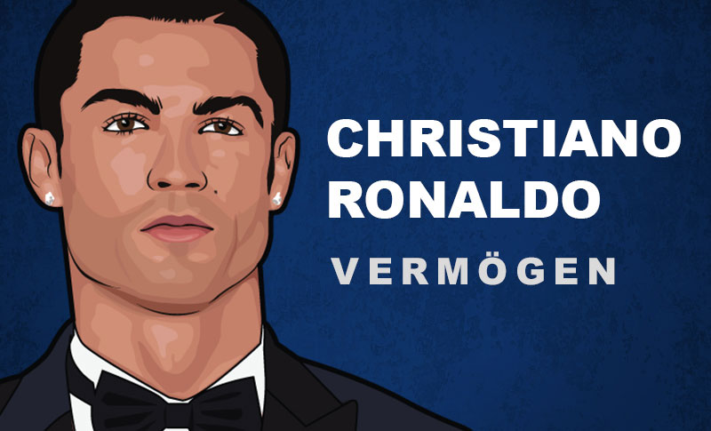Christiano Ronaldo Vermögen und Einkommen