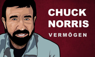 Chuck Norris Vermögen und Einkommen