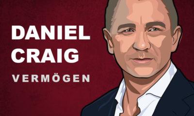 Daniel Craig Vermögen und Einkommen