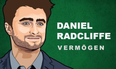Daniel Radcliffe Vermögen und Einkommen