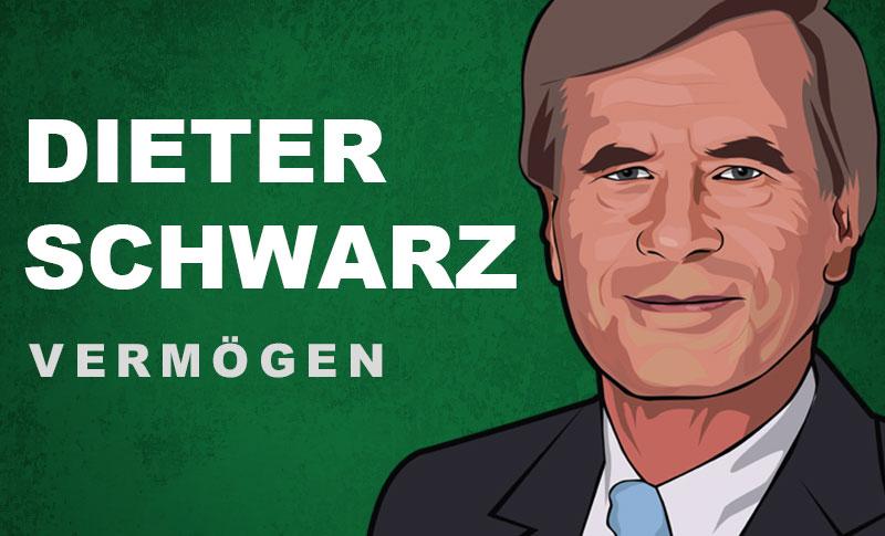 Dieter Schwarz Vermögen und Einkommen