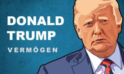 Donald Trump Vermögen und Einkommen