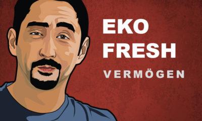 Eko Fresh Vermögen und Einkommen