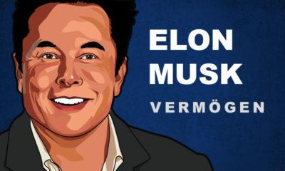 Elon Musk Vermögen und Einkommen
