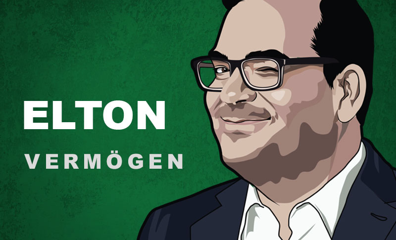 Elton Vermögen und Einkommen