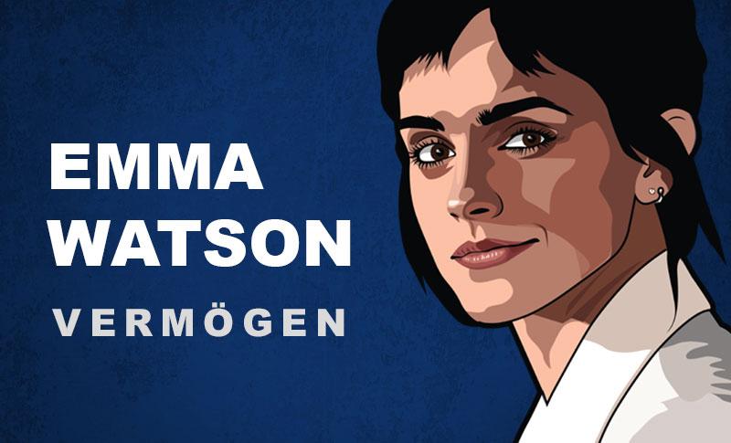 Emma Watson Vermögen und Einkommen
