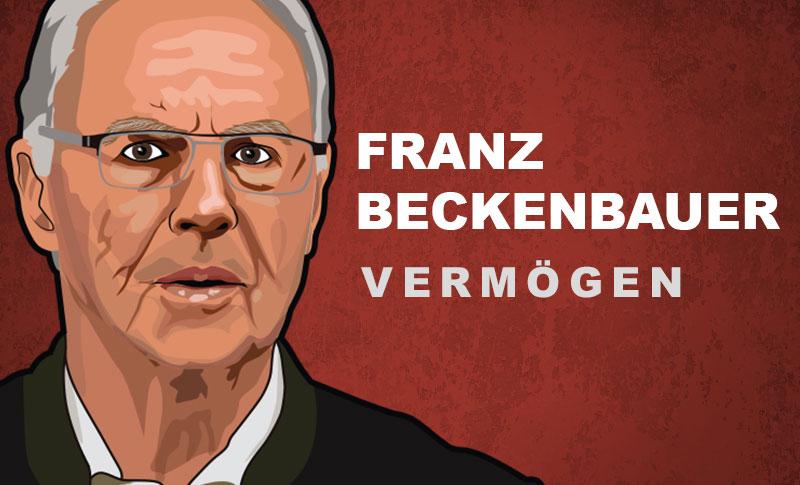 Franz Beckenbauer Vermögen und Einkommen