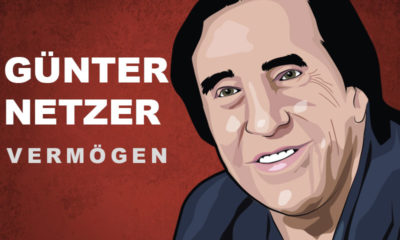 Günter Netzer Vermögen und Einkommen