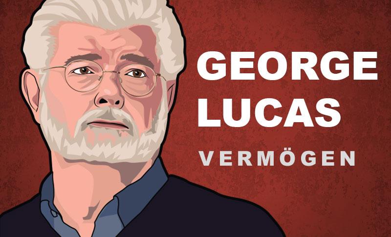 George Lucas Vermögen und Einkommen