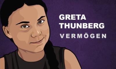Greta Thunberg Vermögen und Einkommen