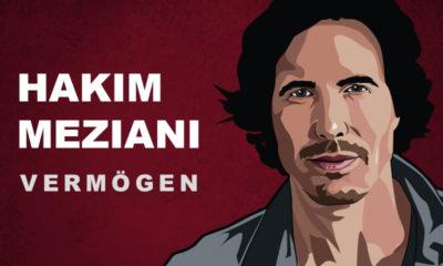 Hakim Meziani Vermögen und Einkommen