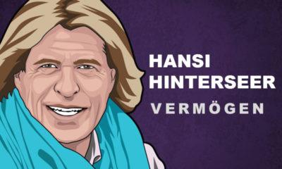 Hansi Hinterseer Vermögen und Einkommen