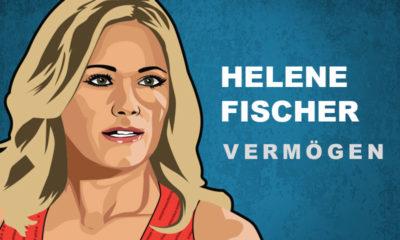 Helene Fischer Vermögen und Einkommen