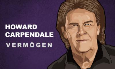 Howard Carpendale Vermögen und Einkommen