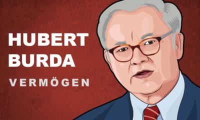 Hubert Burda Vermögen und Einkommen