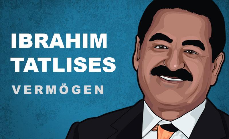 Ibrahim Tatlises Vermögen und Einkommen