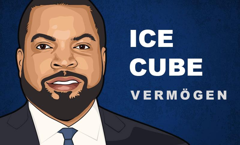 Ice Cube Vermögen und Einkommen
