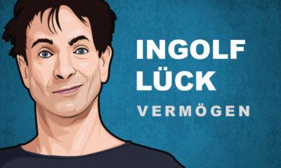 Ingolf Lück Vermögen und Einkommen