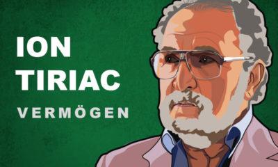 Ion Tiriac Vermögen und Einkommen