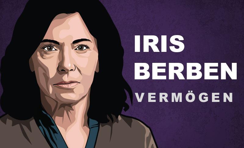 Iris Berben Vermögen und Einkommen