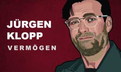 Jürgen Klopp Vermögen und Einkommen