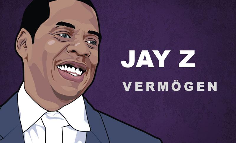 Jay Z Vermögen und Einkommen