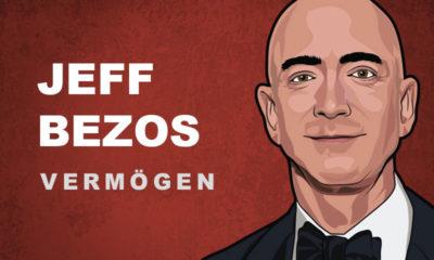Jeff Bezos Vermögen und Einkommen