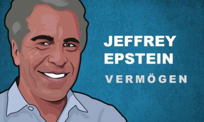 Jeffrey Epstein Vermögen und Einkommen