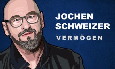 Jochen Schweizer Vermögen und Einkommen