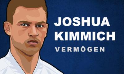 Joshua Kimmich Vermögen und Einkommen