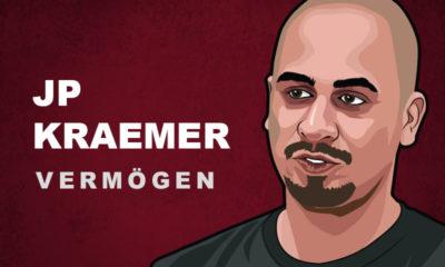 JP Kraemer Vermögen und Einkommen