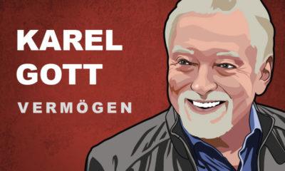 Karel Gott Vermögen und Einkommen