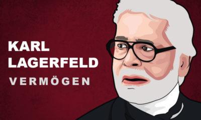 Karl Lagerfeld Vermögen und Einkommen
