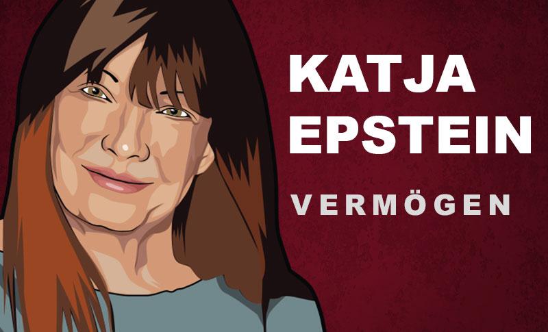 Katja Epstein Vermögen und Einkommen