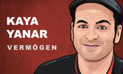 Kaya Yanar Vermögen und Einkommen
