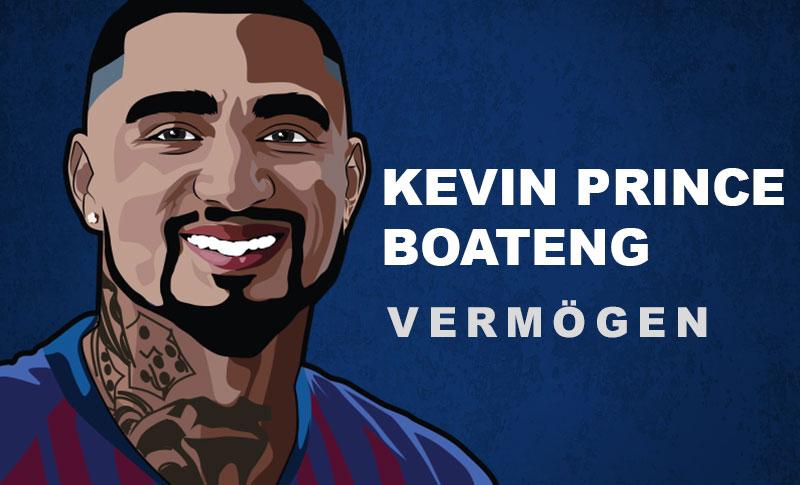 Kevin Prince Boateng Vermögen und Einkommen